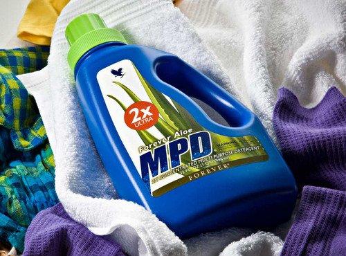 Der Universalreiniger Forever Aloe MPD 2X Ultra